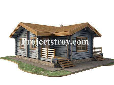 Проектирование деревянного дома и бани