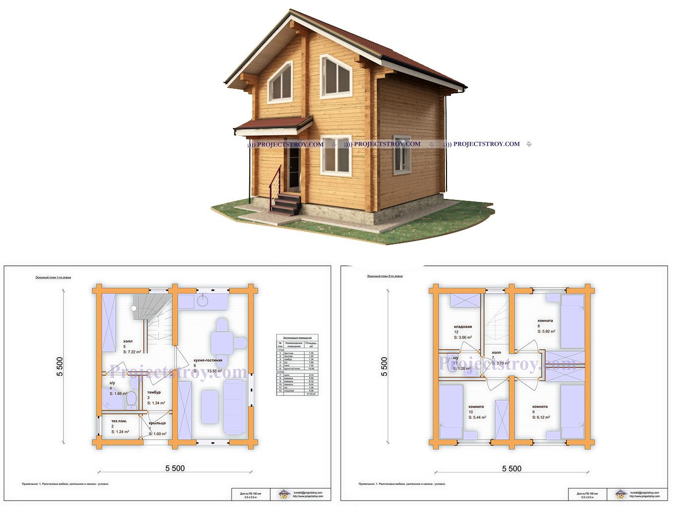 Отделка дома в Липецке: цена под ключ на отделку и ремонт